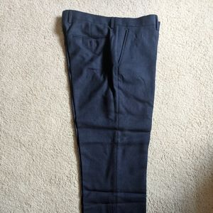 J.Crew Classic Fit Bowery Pants Navy/Blue
